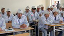 Lao động nghèo được hỗ trợ học tiếng Hàn