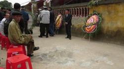 Hải Dương: Bí thư xã bị hạ sát ngay trước cổng nhà