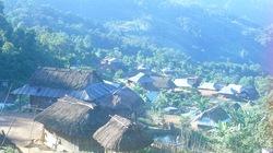 Vẻ đẹp kỳ vĩ ở Tây Giang