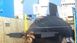 Hé lộ cách thức hạ thủy tàu ngầm Kilo Hà Nội
