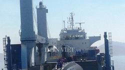 Thời khắc lịch sử và hình ảnh đầu tiên hạ thủy tàu Kilo Hà Nội