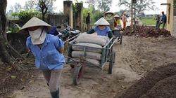 """Hỗ trợ xi măng trả chậm để xây dựng NTM: """"Chiêu lạ"""" của Thái Bình"""