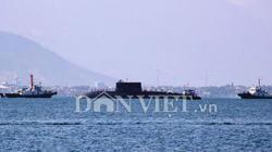 Nhìn lại giây phút tàu ngầm Kilo Hà Nội dầm mình xuống vịnh Cam Ranh