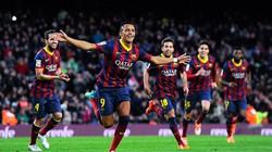 Alexis Sanchez lập hat-trick, Barcelona đại thắng ấn tượng
