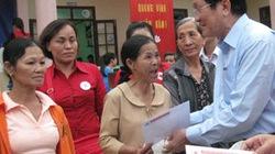 Quảng Nam: Cắt xén quà của Chủ tịch nước khi phát cho dân
