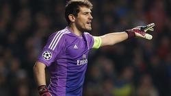 """Man City """"dụ dỗ"""" Casillas bằng hợp đồng béo bở"""