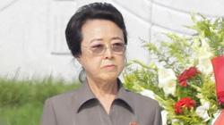 Cô ruột lãnh đạo Triều Tiên Kim Jong Un đã qua đời?