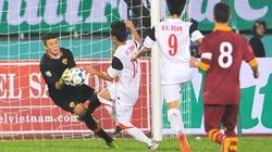 Thiếu sắc sảo, U19 Việt Nam thua sát nút U19 AS Roma