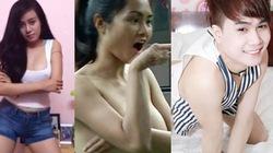 Cởi đồ, nude để khoe thân – chiêu PR rẻ tiền nhất showbiz Việt