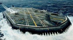 Các mẫu tàu sân bay không tưởng của Trung Quốc