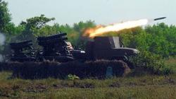 Việt Nam chế tạo thiết bị kiểm tra giàn phóng pháo BM-14