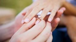Những con số đặc biệt về chiếc nhẫn đính hôn