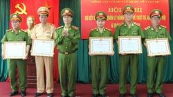 Thượng tướng Phạm Quý Ngọ: CS cơ động phải xử lý tốt vấn đề an ninh trật tự