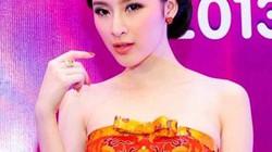 Angela Phương Trinh diện váy na ná Phạm Băng Băng