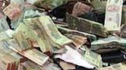 Thực hư 1200 bao tải tiền gom được ở chùa Hương