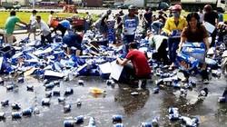 """Bắt tạm giam 2 người """"hôi bia"""" ở Đồng Nai"""