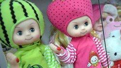 Tràn lan đồ chơi trẻ em nhiễm độc từ Trung Quốc