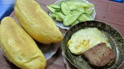 Bánh mỳ ngon không biển, nhưng nổi tiếng Hà Nội