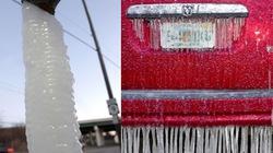Nước Mỹ ngập trong băng tuyết như kỷ băng hà