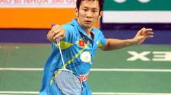 Tiến Minh thúc thủ trước tay vợt hạng 2 thế giới