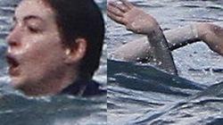 Ngọc nữ Hollywood suýt chết đuối giữa biển