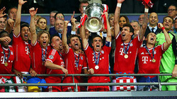 Bayern hay nhất năm 2013, M.U tụt thê thảm