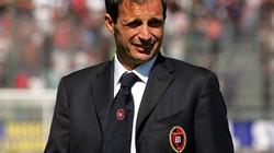 AC Milan sa thải HLV Massimiliano Allegri