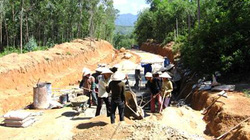 Quảng Nam: Hơn 2.000 ngày công làm đường