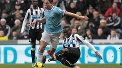 Man City trả giá đắt sau trận thắng Newcastle