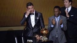 Ronaldo đoạt danh hiệu QBV FIFA 2013