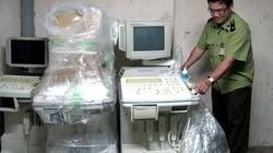 Tăng cường kiểm tra trang thiết bị y tế