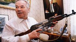 """Tiết lộ tâm thư cuối đời của """"cha đẻ"""" AK-47"""