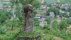 Bí ẩn cột đá ở Chùa Dạm, Bắc Ninh