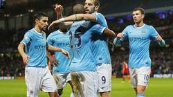 Đại thắng 5-0, Man City giành vé vào vòng 4 FA Cup