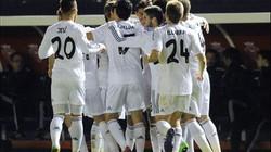 Ronaldo tỏa sáng, Real vào tứ kết Copa del Rey