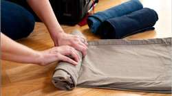5 bí quyết để xếp đồ trong vali cực chuẩn