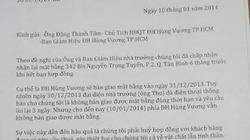 Lùm xùm tại Trường ĐH Hùng Vương: Đã chi 20 tỉ đồng mà chưa trả tiền thuê mặt bằng