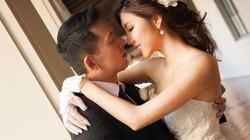 Ngọc Quyên khoe bộ ảnh cưới tuyệt đẹp với chú rể Việt kiều
