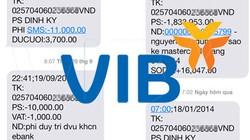 """Nhè sáng sớm """"đòi nợ"""", khách hàng chê VIB không hiểu văn hóa Việt"""