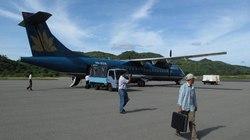 Xem xét giảm giá vé bay chặng TP.HCM - Côn Đảo