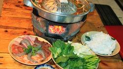 Tuyệt ngon lẩu nướng ở Sài Gòn