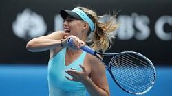 Sharapova vỡ mộng Australia Mở rộng