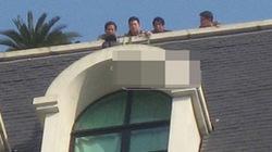Hà Nội: Làm ăn thua lỗ, leo lên nóc toà nhà Pacific doạ tự tử