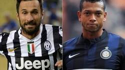 Inter hủy thương vụ Guarin - Vucinic, Arsenal mừng thầm