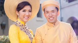 Ngọc Quyên thướt tha áo dài trong bộ ảnh cưới tại Mỹ