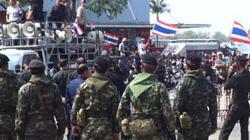 Bangkok tạm yên ắng