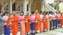 Khánh thành Trường Pali sơ cấp của đồng bào Khmer