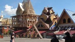 """Chợ """"biểu tượng văn hóa"""" ở Nga"""