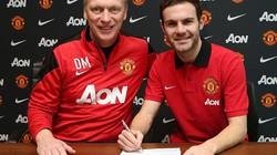 CHÍNH THỨC: Mata đặt bút ký hợp đồng với M.U