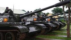 Xe tăng T-54/55 Việt Nam bắn được những loại đạn nào?